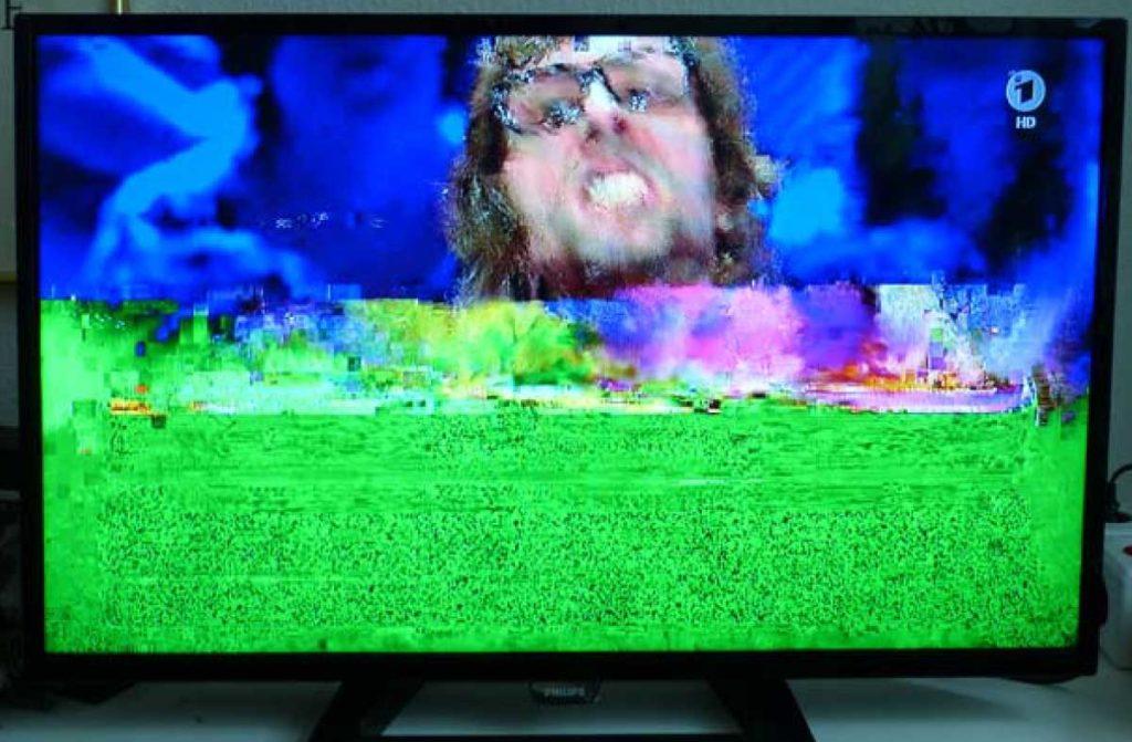 Fernsehstörungen