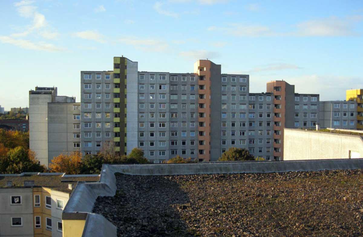 SAT Anlagen für Mehrfamilienhäuser