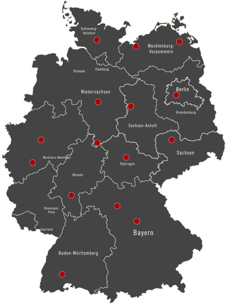 Partnerfirmen Sat Deutschland